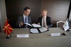 Macedonian patent office singed a Cooperation Agreement with OHIM