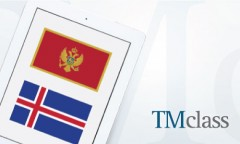 The IP Offices of Iceland and Montenegro join TMclass