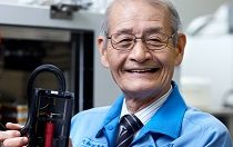 Japanese Inventor with Nobel Prize in Chemistry